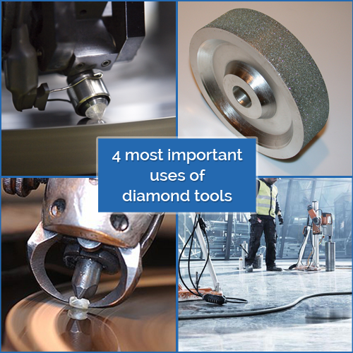 PCD diamond cutting tools finds active use in aerospace